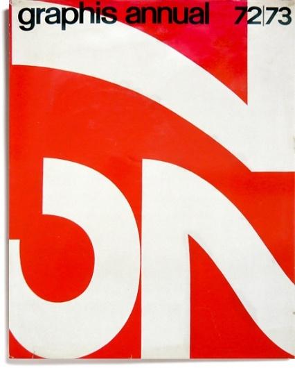Graphis Annual 72|73 — Massimo Vignelli