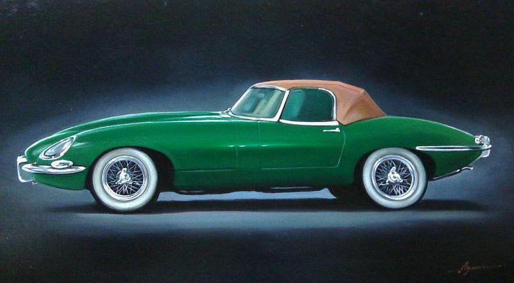 Jaguar tipo E Roadster 1964
