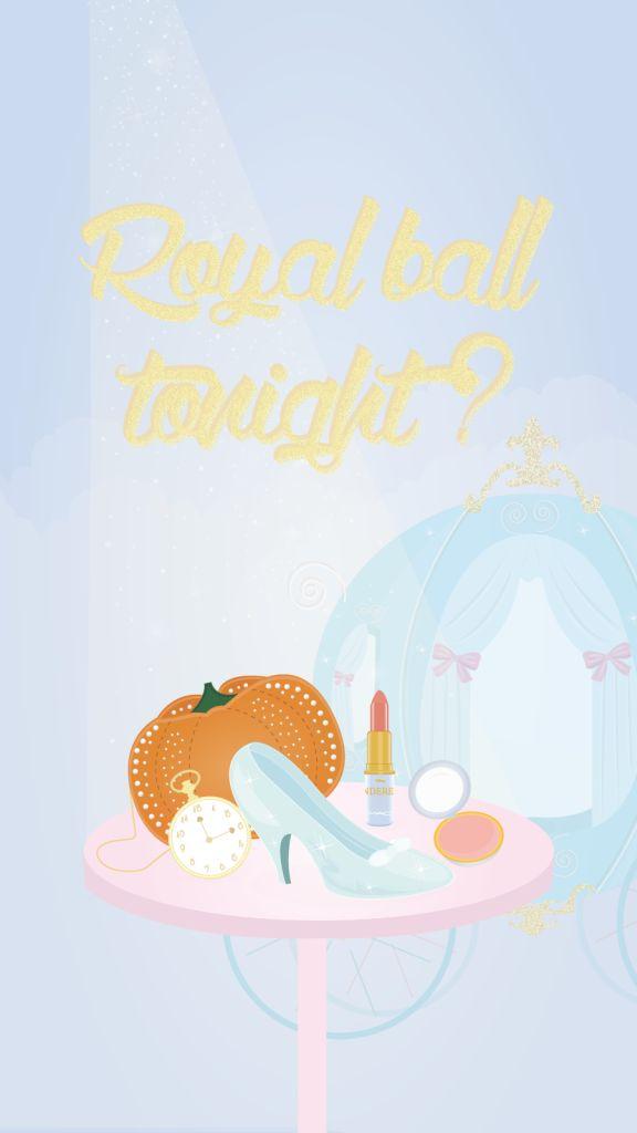 Cinderella Wallpaper iPhone @PanPins