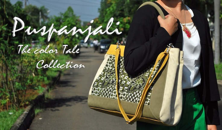 Roomy bag to carry laptop, file and nitty gritty . Color tale collection from Nyai