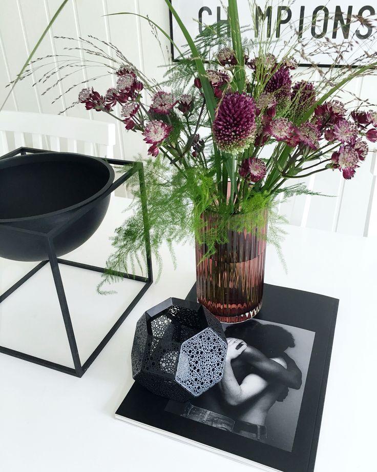 @interiorbonanza - Kubus - byLassen - Lyngby - Art - TomDixon - Spisestue - Dining Table
