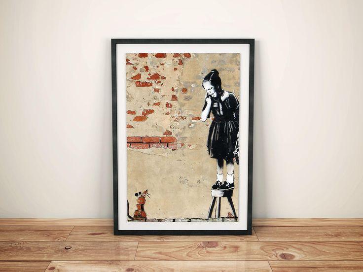 25 unique banksy posters ideas on pinterest banksy pictures banksy art and banksy. Black Bedroom Furniture Sets. Home Design Ideas