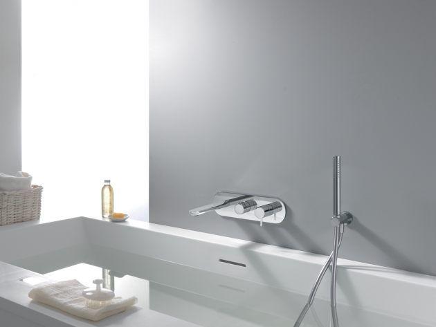 Die besten 25+ Badarmaturen uk Ideen auf Pinterest Badezimmer - led einbaustrahler badezimmer