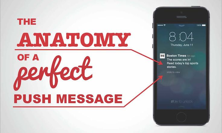 What makes a good push notification great? We'll show how to create a class A push message to win over users.