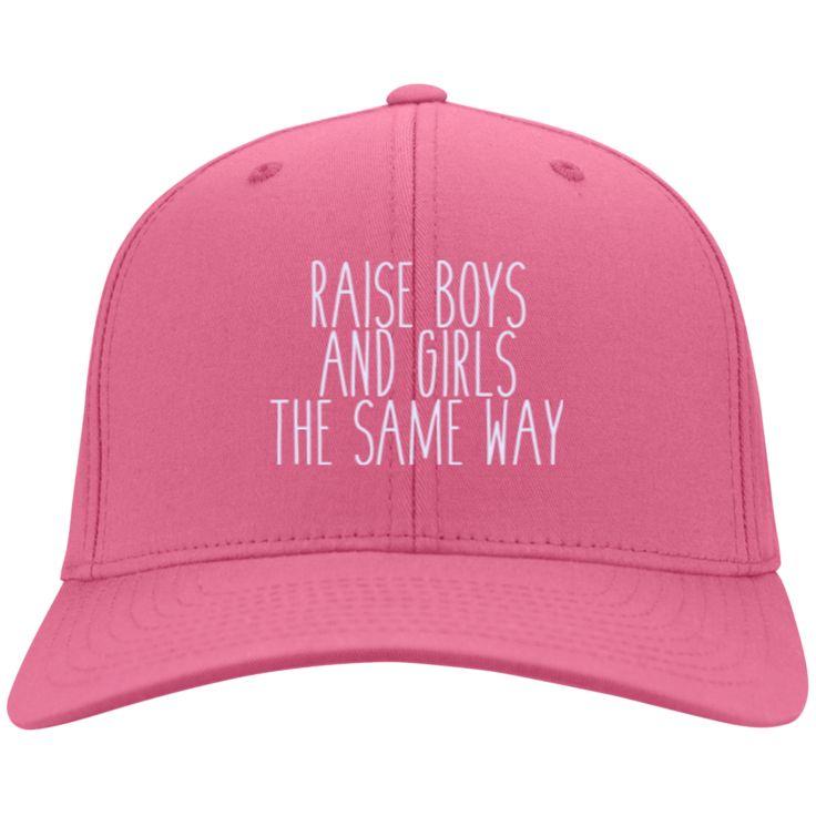 Raise Boys&Girls Cap