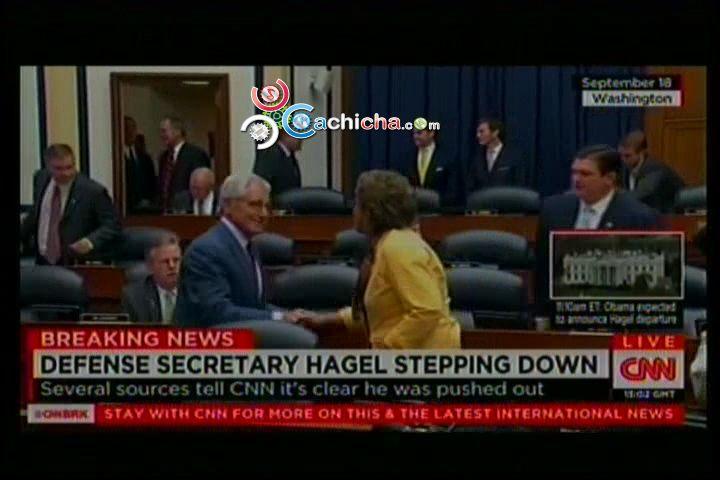 Obama Hace Renunciar A Su Ministro De Defensa, Y Otras Noticias Internacionales #Video