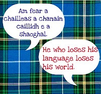 He who loses his language loses his world.