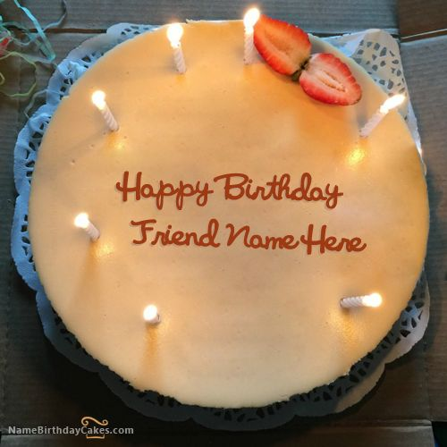 images of birthday cakes with candles and wishes - photo #23