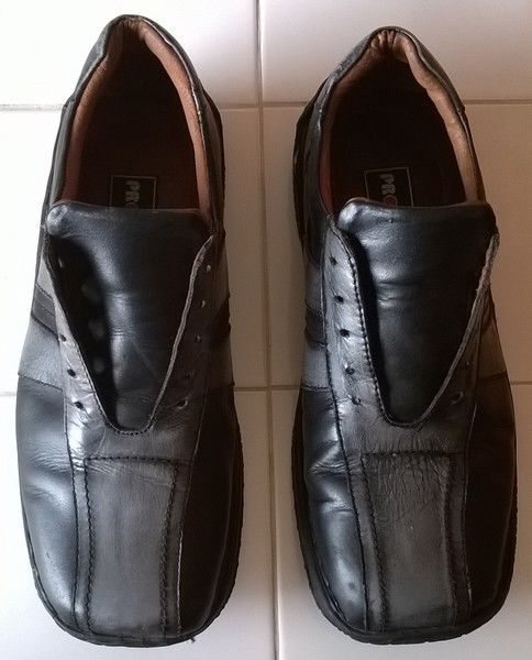 CHAUSSURE  Vintage PROMINENT - Cuir -  42