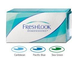 FreshLook Dimensions - Farblinsen