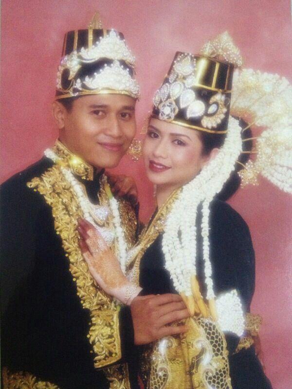 Malay wedding - Suit for my Javanese Boyfriend...