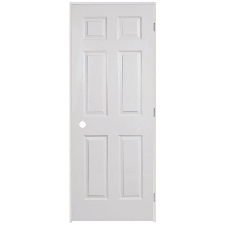 hollow core interior doors home depot 109 65 at home depot steves amp sons 6 panel textured 26741