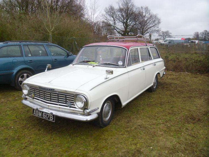 1964 Vauxhall Victor FB Estate Car