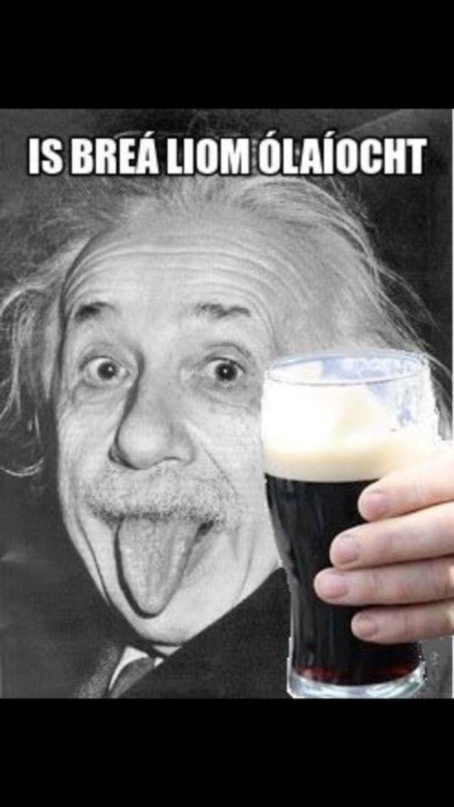 Olaíocht = oil-ness ; (ag) Ól = drinking