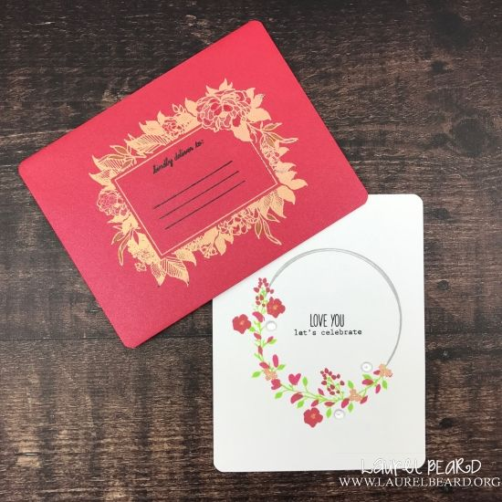 *Video* Custom Stationary and envelope set:The Ton's Spring 2017 Release Blog Hop