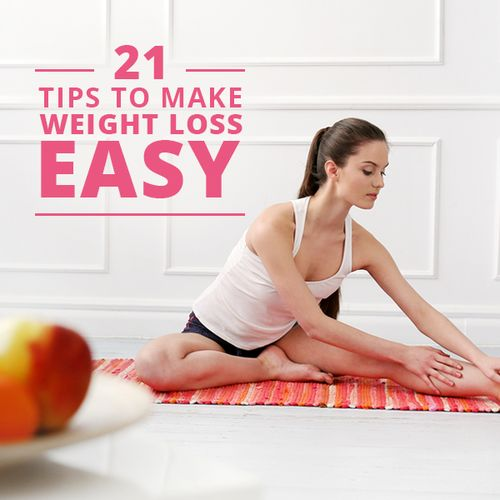 21 Tips to Make Weight Loss Easy , Health is a state of complete harmony of the body, mind and spirit. When one is free from physical disabilities and mental distractions, the gates of the soul open. :D weight loss #fat loss