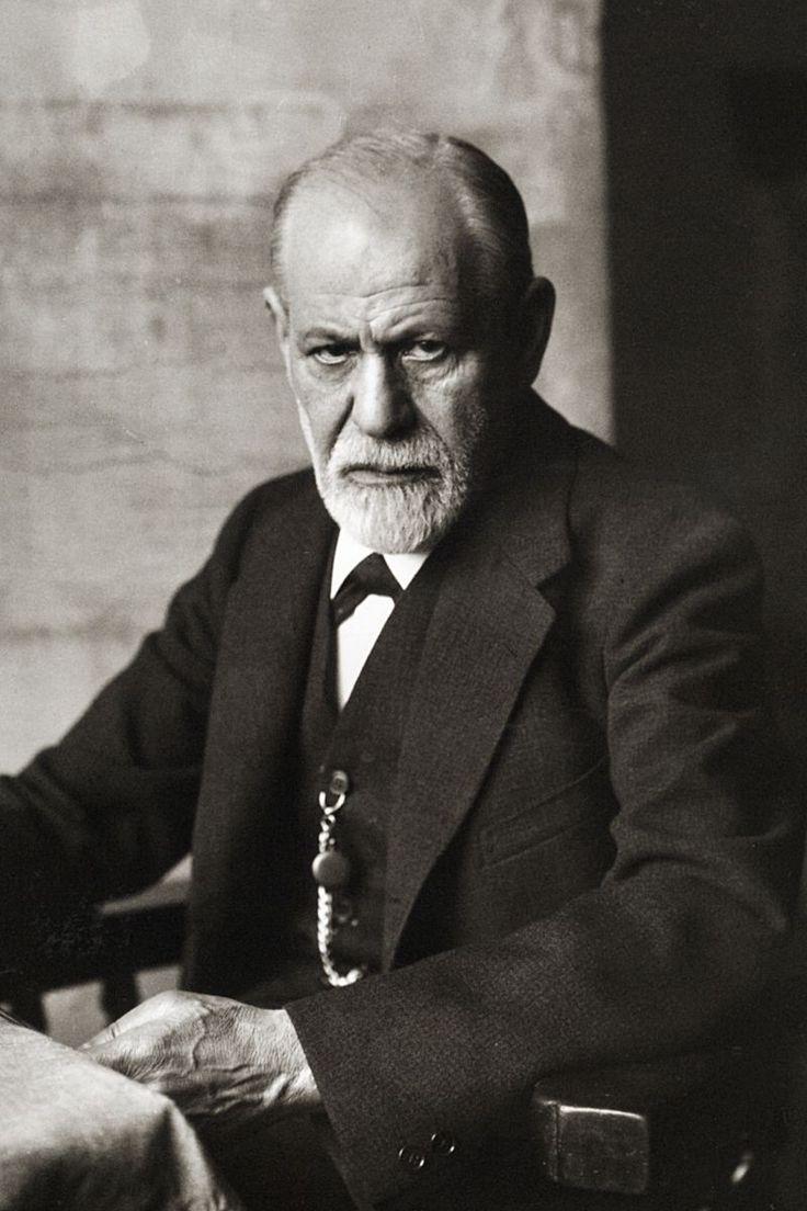 Sigmund Freud 1926 - ジークムント・フロイト - Wikipedia
