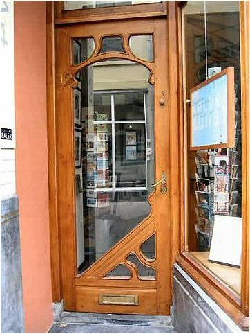 JUGENDSTIL STYLE DOOR IN DEVENTER  NETHERLANDS & 86 best Doors of Belgium and the Netherlands images on Pinterest Pezcame.Com