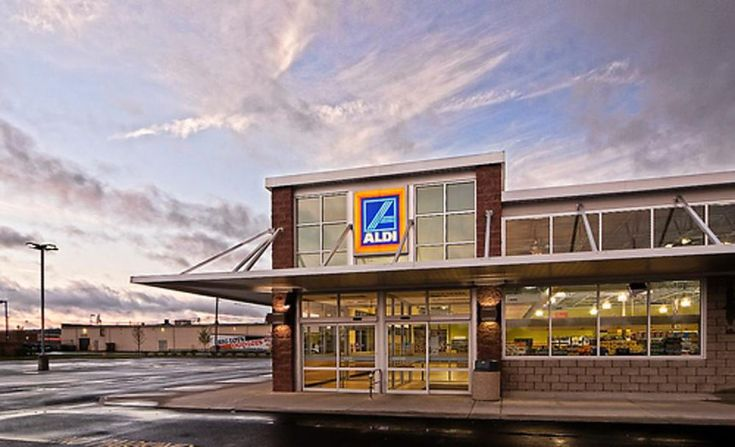 aldi térkép The 75 best supermarket architecture images on Pinterest  aldi térkép