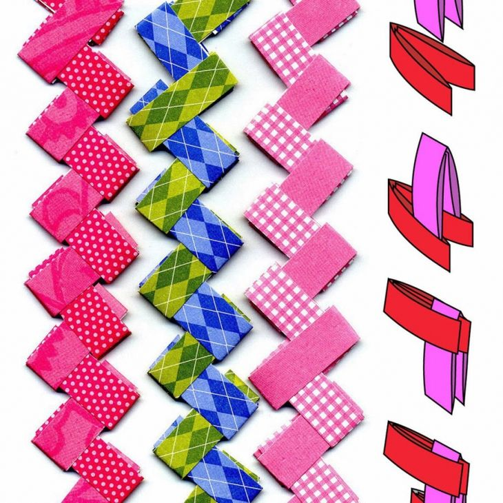 1000+ ideas about Paper Chains on Pinterest | Star ...