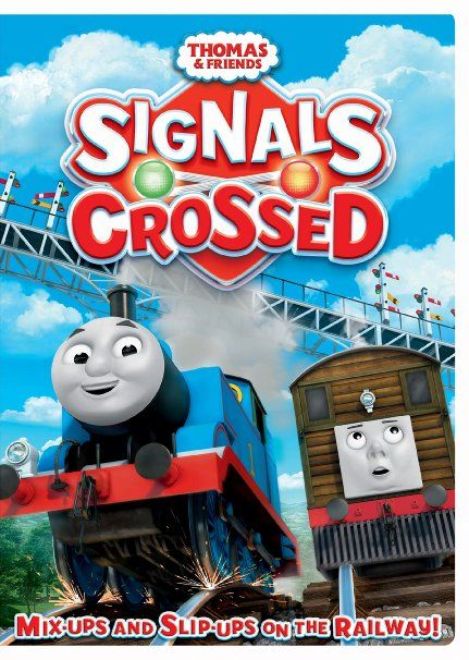 Thomas & Friends Signals Crossed is now on DVD! Pick up your copy today.