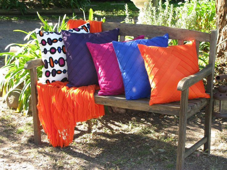 Tango cushion range from Lorraine Lea Linen. Here Michelle has teamed the 5 Tango cushions including Tango Pebble with our stunning Charlotte Throw in Orange Thanks for sharing the image Michelle Miles