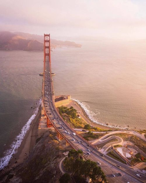 The Golden Lineup by Toby Harriman by San Francisco Feelings