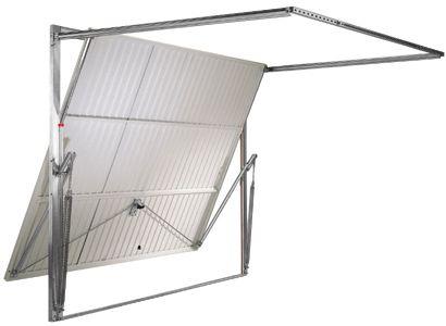 8 best puertas basculantes de muelles images on pinterest - Puerta de garage ...