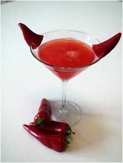 Blood-curdling Halloween drink recipes of the undead