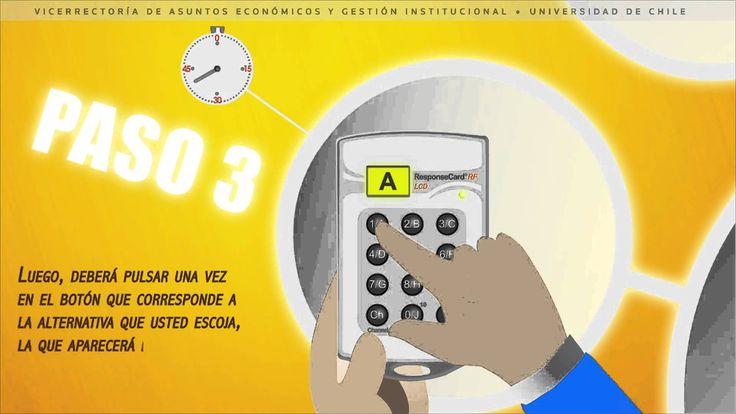 Seminario Docencia - Uso de tecleras. Ver más en http://youtu.be/kzk7mqT84sI