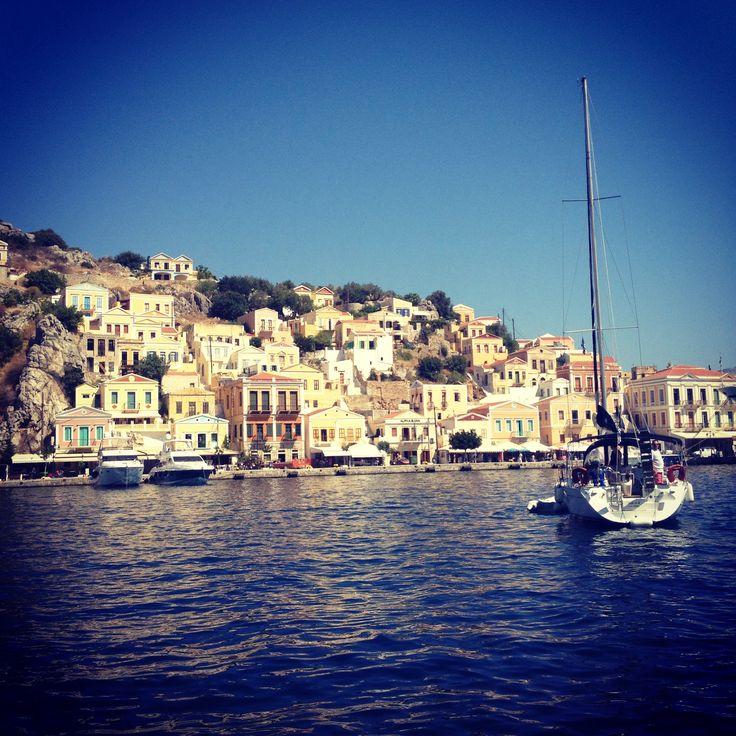 Symi... Summer in Greece