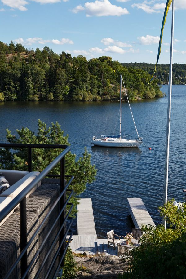 A SWEDISH SUMMER COTTAGE | THE STYLE FILES