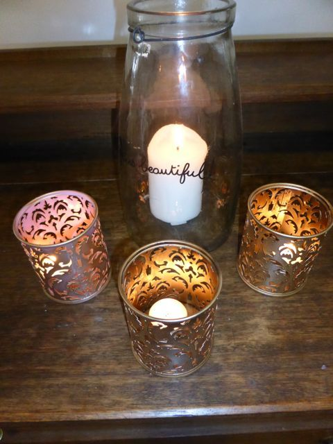 FREE Gold candle holders.  http://www.tailracecentre.com.au/wp-content/uploads/2014/06/Wedding-compendium-201415.pdf