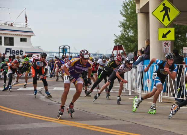 Northshore Inline Marathon-Maybe one day I'll make it up to MN for this.