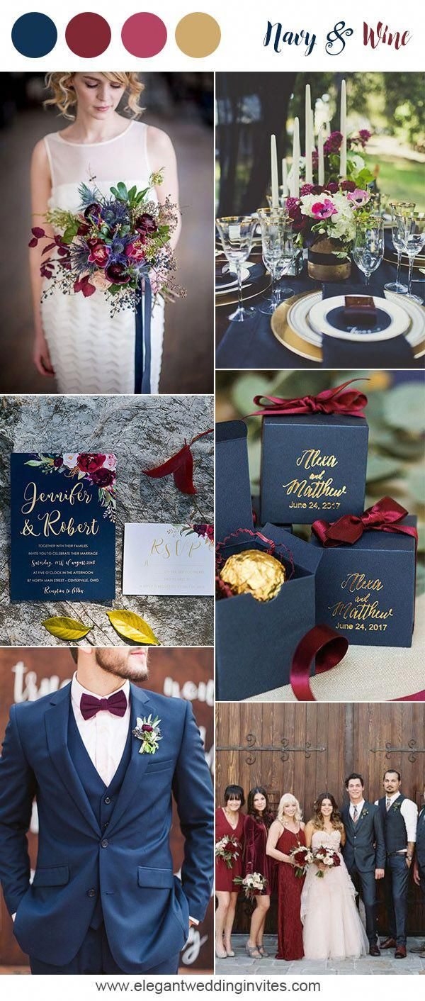 Diy camo wedding decorations  navy blue and wine red wedding colors for   Weddings ideas
