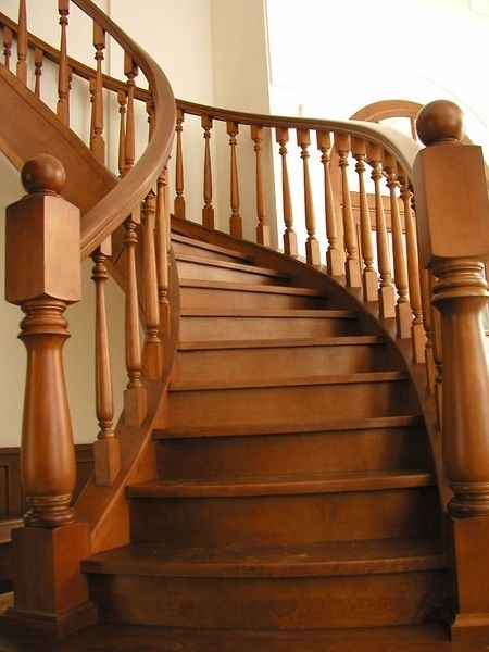Глухая лестница