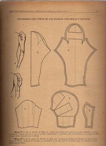 MOLDE - costurar com amigas - Веб-альбомы Picasa