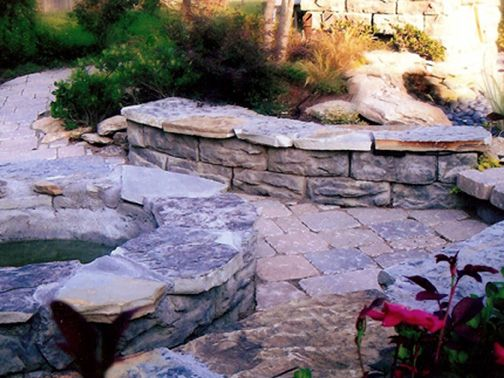 Give your home the wow factor with natural concrete products browse our selection of durable stylish patio pavers retaining walls fire pit kits more