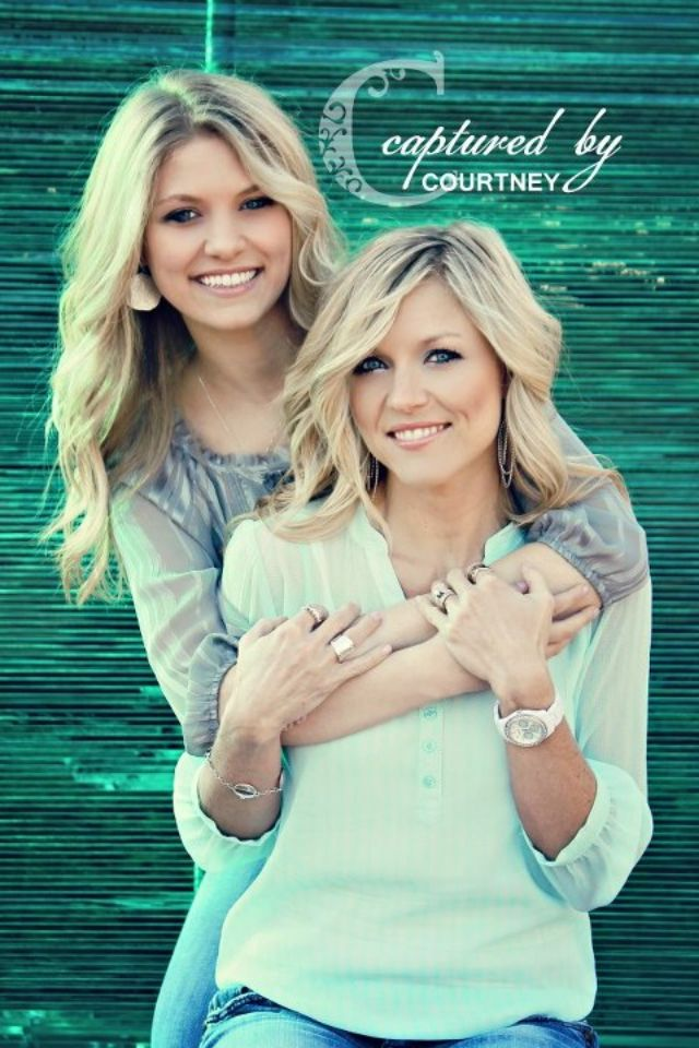 Mother-Daughter Photography Session {Captured by Courtney}                                                                                                                                                                                 More