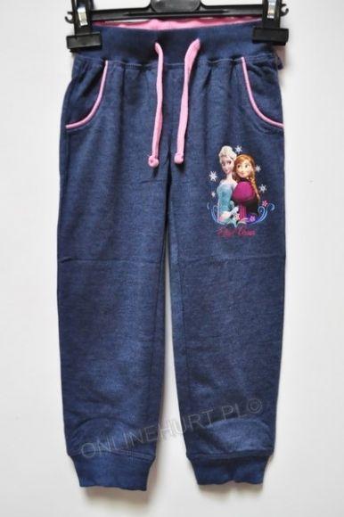 Spodnie dziecięce Kraina Lodu 52578  _A12  (3-8)