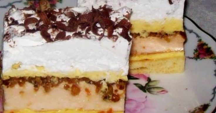 Mennyei Alexander sütemény recept! A sütemény nagyon finom, bármely ünnepi asztalon megállja a helyét. A receptet Császár Etától kaptam, nagy köszönet jár érte. A sütemény nem édes, az íze fenomenális.