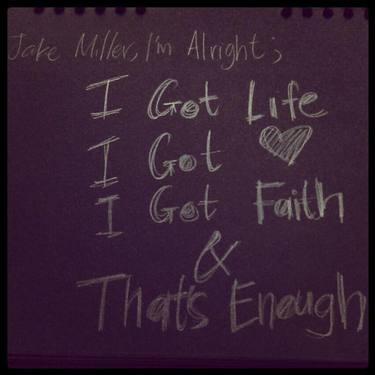 jake miller lyrics im alright - photo #8