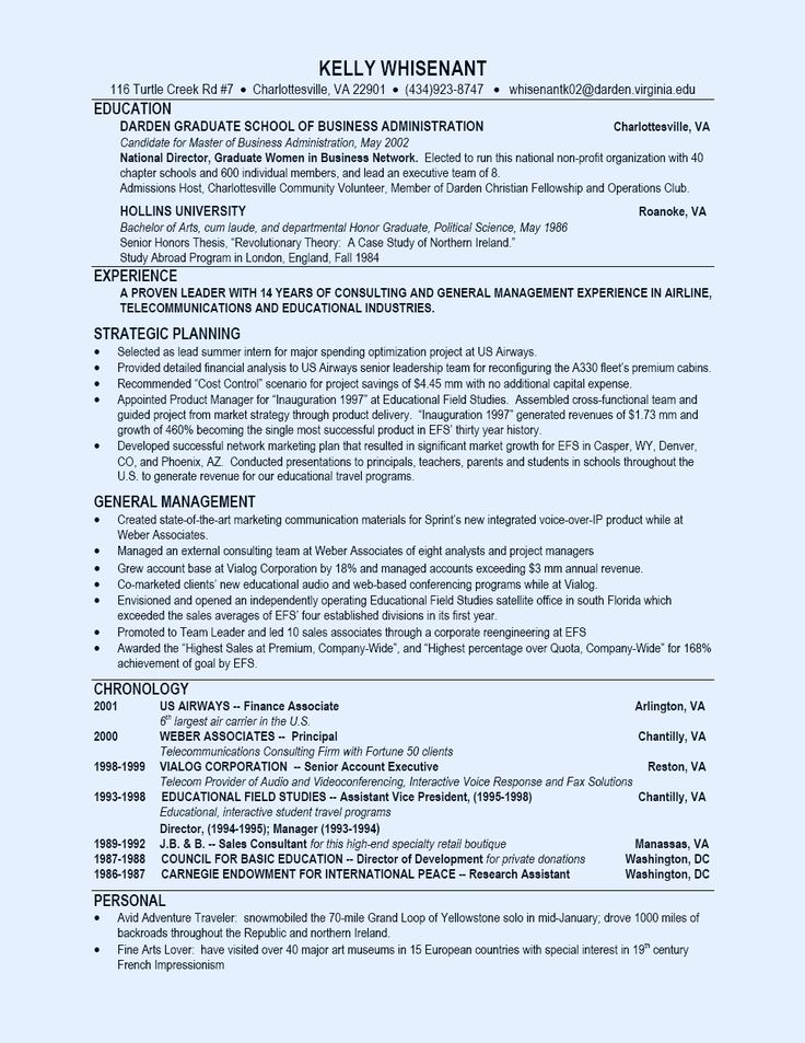 Resume Examples Over 40 | Resume Examples | Pinterest | Resume examples