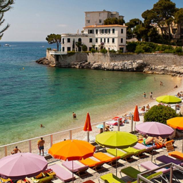 Perfect Seaside, Cassis, France   Photo Via Condenast