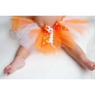 i'll have to make one of these for my little girl before football season starts! Tennessee Vols Tutu