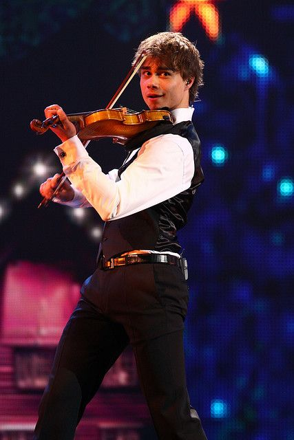 I want to meet Alexander Rybak and watch/listen to him play in person