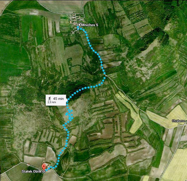45 minut ze statku SLUNEČNICE na BIOfarmu OBLÍK - přes vrchol Oblíku