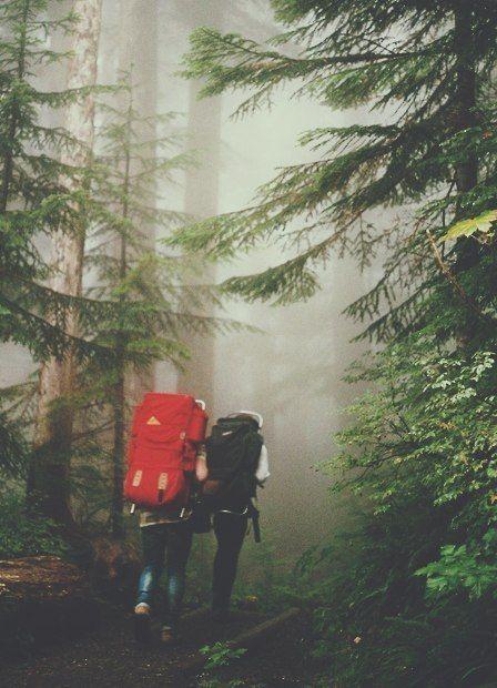 Outdoor adventures.