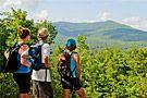 Hiking & camping at Mont-Orford National Park (Magog)