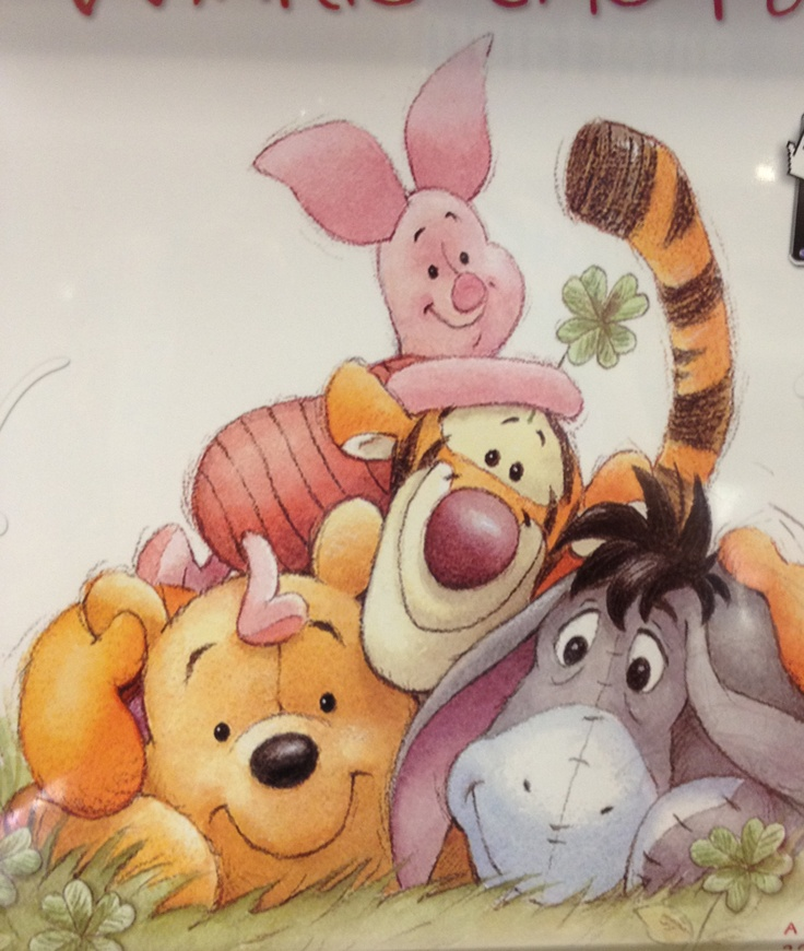 Winnie the Pooh & the Gang